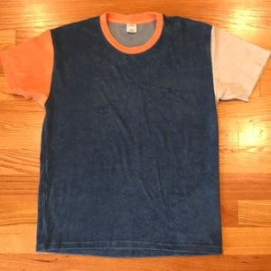 Urban Outfitters Terry Cloth T-Shirt